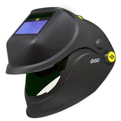 Welder Helmet Esab G50 Mma Mag Tig Mig Plasma Cutting Gas Grinding Stripping