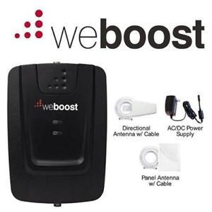 NEW WEBOOST CELL PHONE BOOSTER KIT 472205 183047748 3G DIRECTIONAL ANTENNA WORKS WITH ALL CARRIERS AMPLIFIES SIGNAL