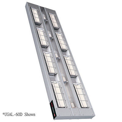 Hatco Ugal-60d3 Infrared 4220 Watt Heat Lamp With Lights And 3 Spacer