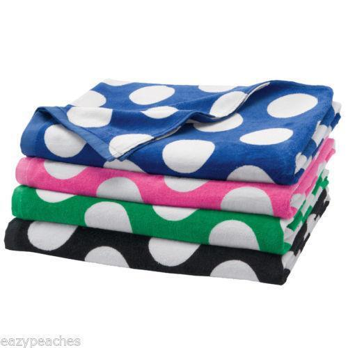 Polka Dot Towels Ebay