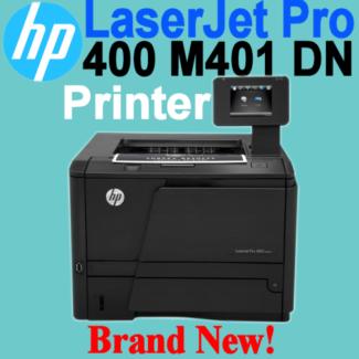Brand New HP LaserJet Pro 400 M401 DN CF278A Laser Duplex Printer