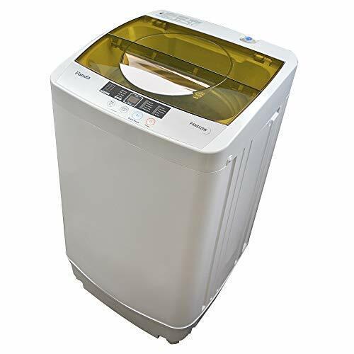 Panda PAN6320W Portable Machine, 10lbs Capacity, 10 Wash Pro