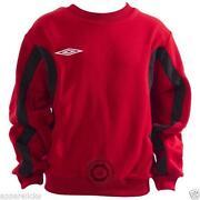 Boys Umbro Jacket