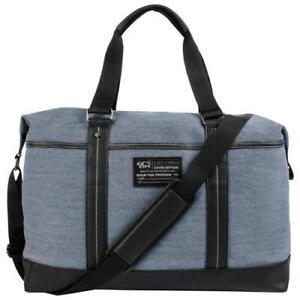 Buffalo BUF122713CA Robinson 15.5in Laptop Duffle Bag - Denim Blue (New Other)