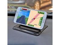 Car Anti Slip Dashboard for Mobile Phone iPhone Grip pad Mat Holder GPS Sat Nav
