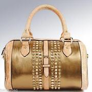 Nicole Lee Studded Handbag