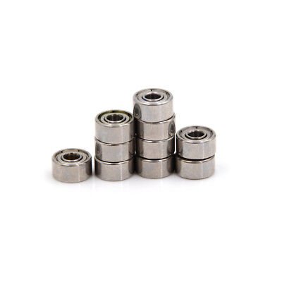 10pcs 693zz Bearing Steel Miniature Ball Bearings 384mm Shielded Bearing Hbs