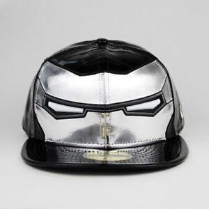 "New Era Marvel ""War Machine"" Iron Man Hat - Limited Edition"