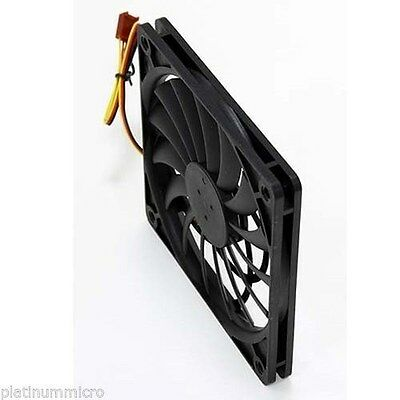 Scythe Slip Stream 120 mm Slim Case Fan 1600 RPM SY1212SL12M