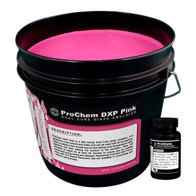 Cci Prochem Dxp Pink Screen Printing Emulsion -1 Qt - Free Shipping