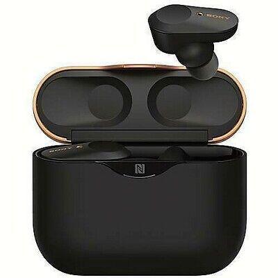 Sony WF-1000XM3 True Wireless Bluetooth Noise Canceling In-Ear HeadphonesBlack