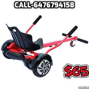 Carts for Hoverboards