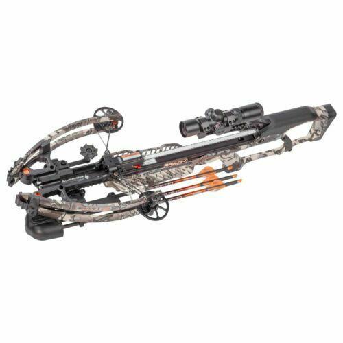 R024 Ravin R20 Crossbow Package-Predator Camo