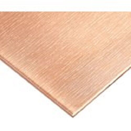 "Prime Copper Sheet - .021"" x 24"" x 36"""