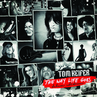 Tom Keifer - The Way Life Goes [New CD] Deluxe -
