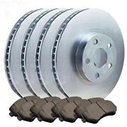 Jeep Cherokee Rotors