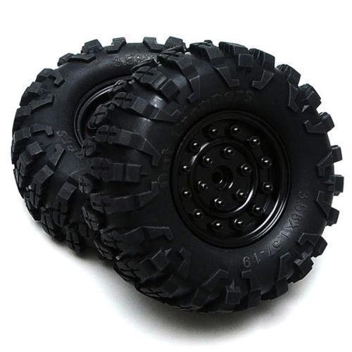Rock Crawler Wheels : Rc rock crawler tires ebay