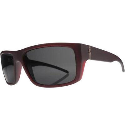Electric Visual Sixer Crimson / OHM Grey Sunglasses