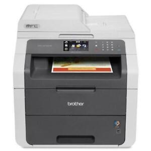 New Brother MFC-9130CW Wireless All-In-One Colour Printer with Scanner, Copier and Fax PICKUP ONLY - PU7