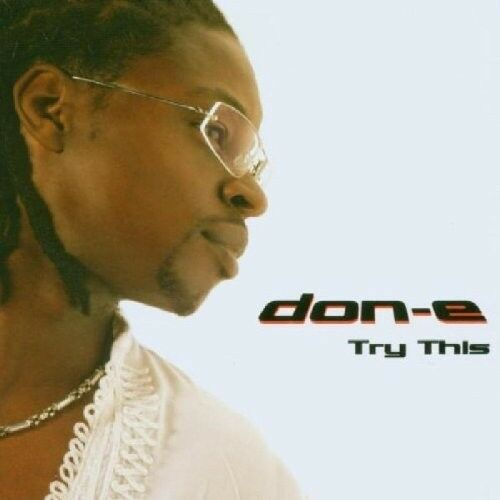 DON E - TRY THIS  CD NEU