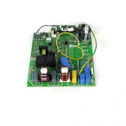 Midea 17122000000365 Main Control Board
