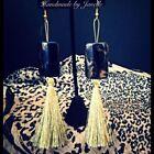 Acrylic Beaded Fashion Earrings