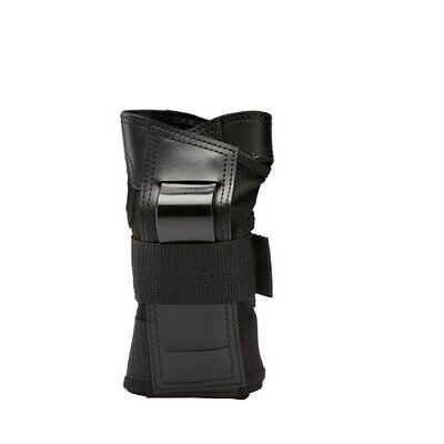 K2 Herren Schoner Prime M Wrist Guard, Schwarz/Silber, L, 3041501.1.1
