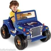 Fisher Price Jeep