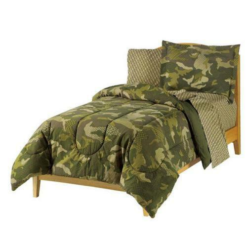 Camo Bed In A Bag Ebay