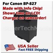 Canon VIXIA HF G10 Battery