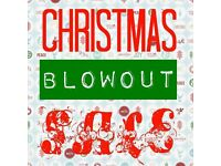 **BIG CHRISTMAS BLOWOUT SALE - PRICES FROM £5 - READ FOR INFO**