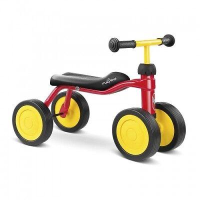 Puky Pukylino My First Puky rot Metall Rutscher Roller Dreirad Kinder ab 1 Jahr