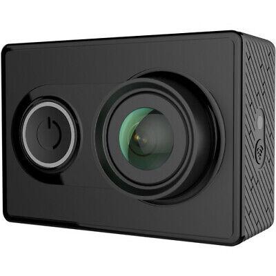 YI Action Camera schwarz 1080p 60fps Video 16MP, Wifi, Bluetooth, App-Steuerung