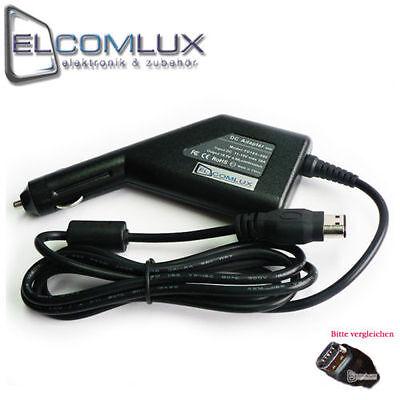 Compaq Laptop Kabel (AUTO Laptop Ladekabel Ladegerät  Ladekabel f. HP Compaq Pavilion ZV6000 OVAL)