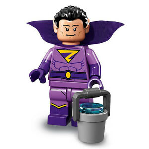 NEUF LEGO WONDER TWIN ZAN SÉRIE BATMAN MOVIE 2