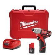 Milwaukee M12 Impact