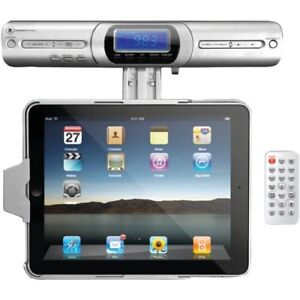 Under Cabinet Docking Station for Apple Products