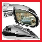 Audi A4 Chrome Wing Mirrors