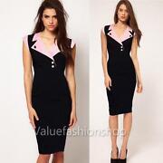 Pink Rockabilly Dress