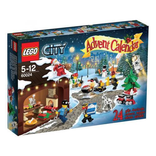 Lego City Advent Calendar | eBay