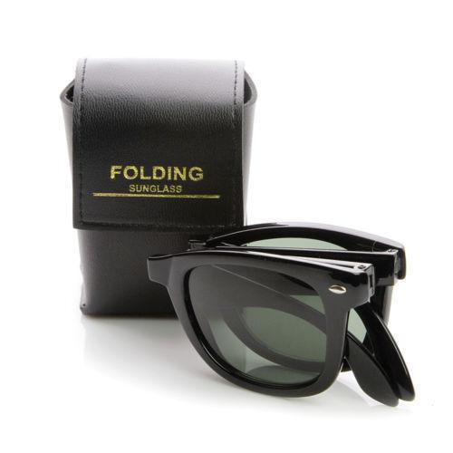 Folding Sunglasses Case Ebay