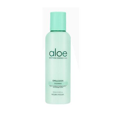 [Holika Holika] Soothing Essence 90% Aloe Emulsion - 200ml