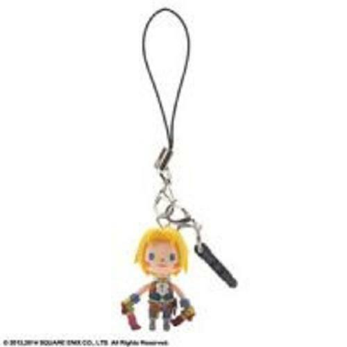 *NEW* Theatrhythm Final Fantasy Zidane Tribal Mascot Strap Cell Phone Charm