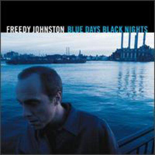 Freedy Johnston - Blue Days Black Nights [New CD] Manufactured On Demand