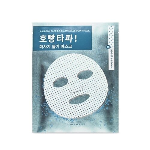 BALLOON FACE T.A.P.A MASSAGE POINT MASK / Korean Cosmetics