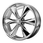 20 Chrome American Racing Wheels