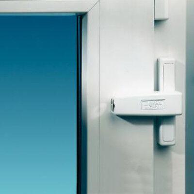 W1 Sb (Burg Wächter W1 W SB WinSafe Türsicherung Fenstersicherung Sicherheit Wohnung)