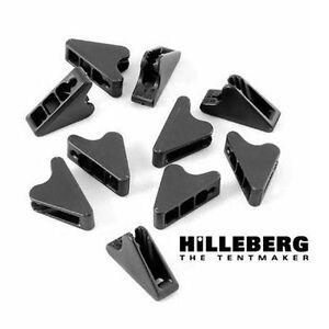 Hilleberg tent guy line runners x10 2-5mm Nallo Akto GT North Face Eureka compat