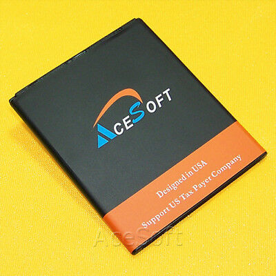 (High Capacity 2950 mAh Extended Slim Battery f Motorola Moto G5 XT1676 Cellphone)