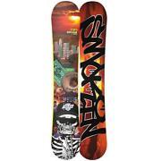 Smokin Snowboard